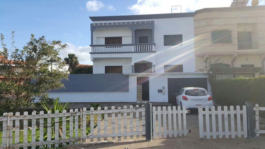 Villa Dar Bouazza - Casablanca - Wohnung
