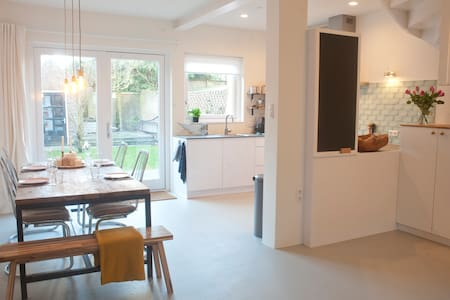 Stylishly Renovated House near Amsterdam