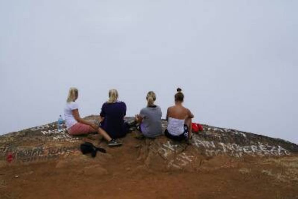 View Point at Usambara Mountain
