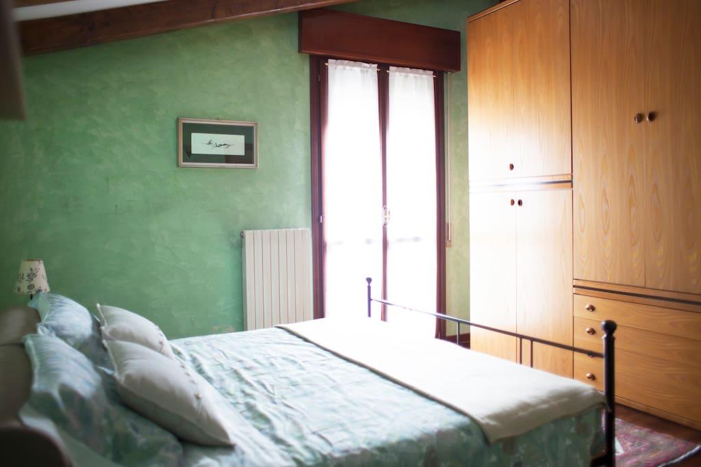 Camera matrimoniale SILVIA