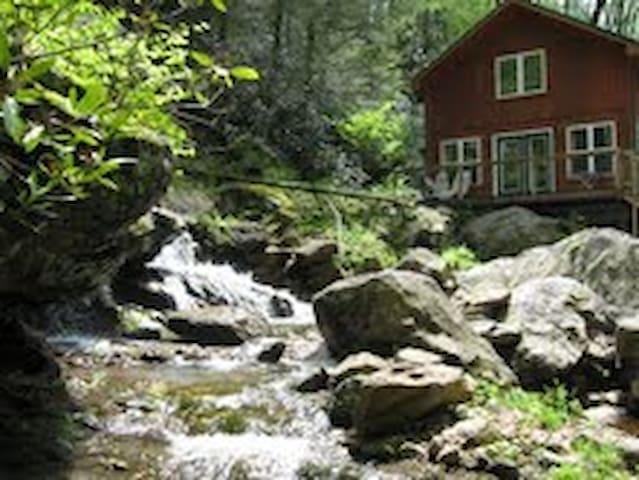 Honeymoon Falls - Burnsville - Cabin