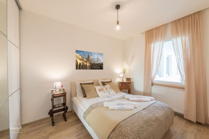 Basilica Deluxe Apartment Budapest- A/C, free wifi - Budapeste - Apartamento