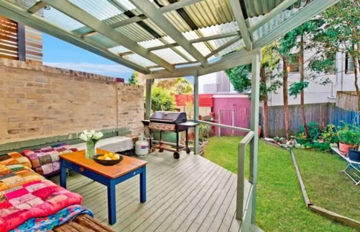 North Bondi Beach House Private Room