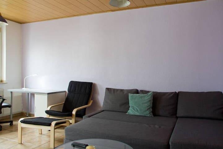 One room apartment near Heumarkt