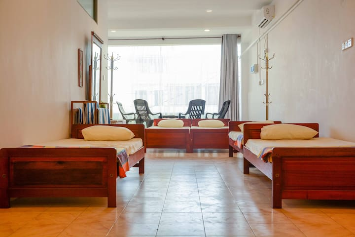 No-82: Full A/C 5 bed Apartment in Galle - Галле - Квартира