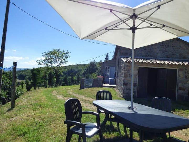 Maison de campagne en Ardèche