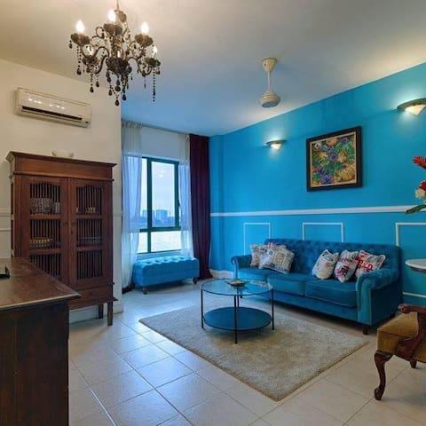 the residence Rumah Tamu