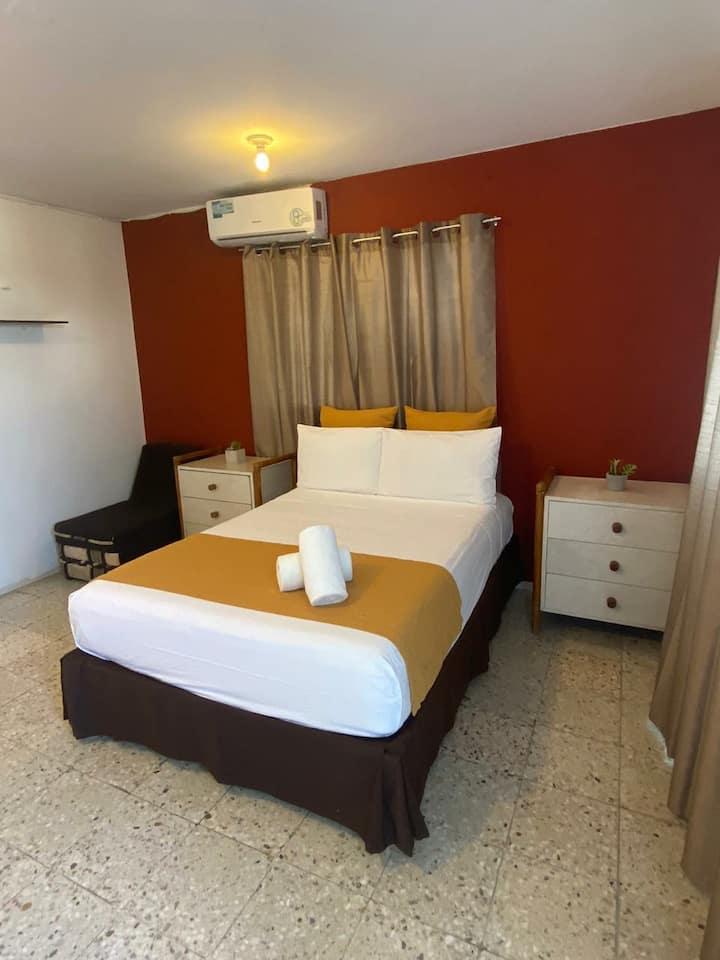 Deluxe 2 , habitación privada, private room