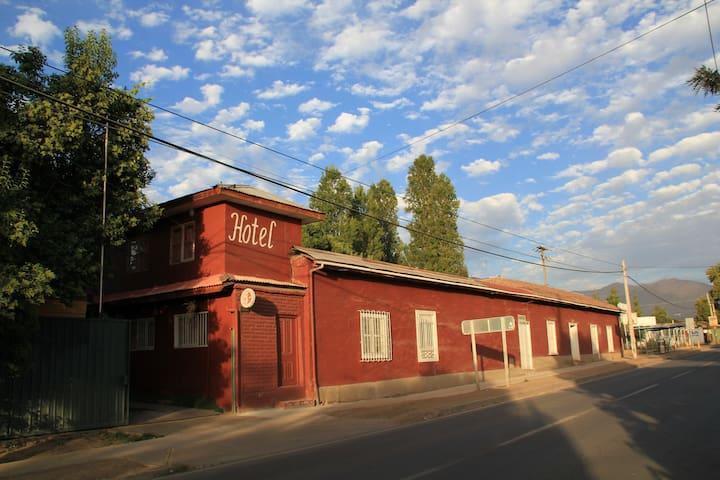 Pequeño Hotel Rural - San Esteban - Inny