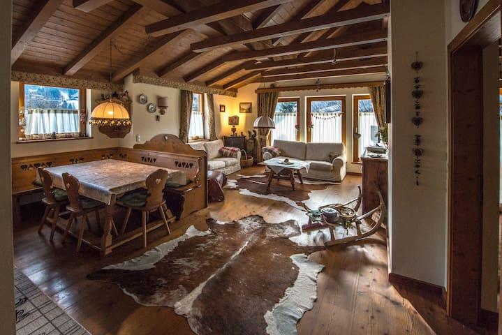 THE HEARTH'S HOUSE IN BAD KLEINKIRCHHEIM AUSTRIA