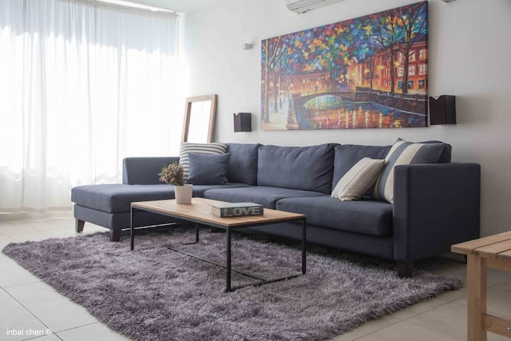 Just 2 min from anywhere (Suite) - Ramat Gan