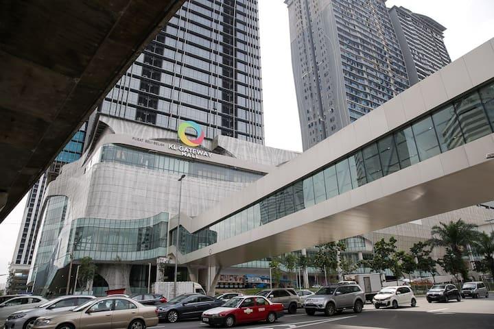 RESIDENSI KERINCHI - Bangsar South, Putra LRT, UM - Kuala Lumpur - Apartemen