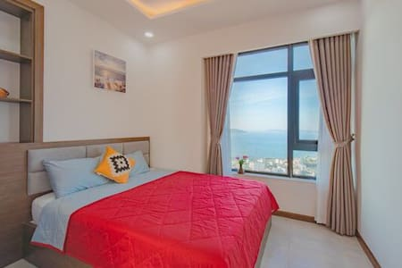 1st bedroom features the South of the city- Coastal view
