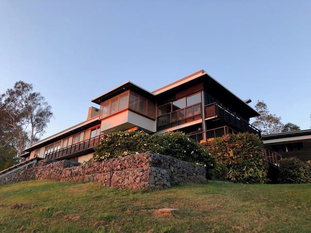 Luxury home with endless views - Sunshine Coast