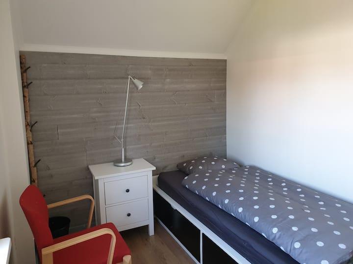 Sorsele - rum mitt i byn