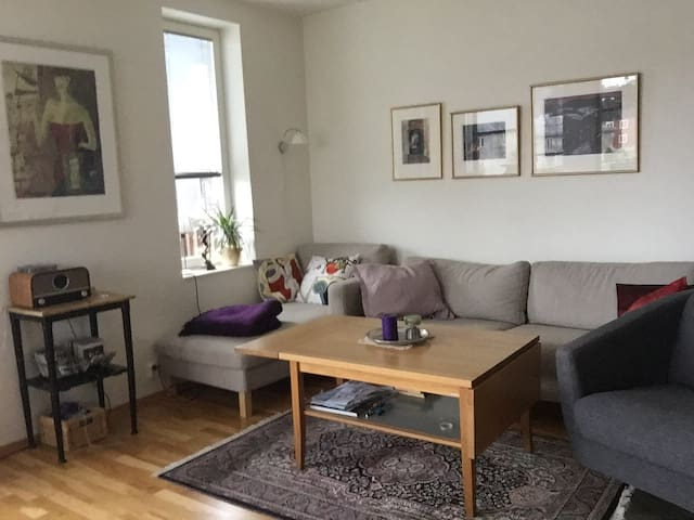 Modern flat in Trondheim - Trondheim - Appartement