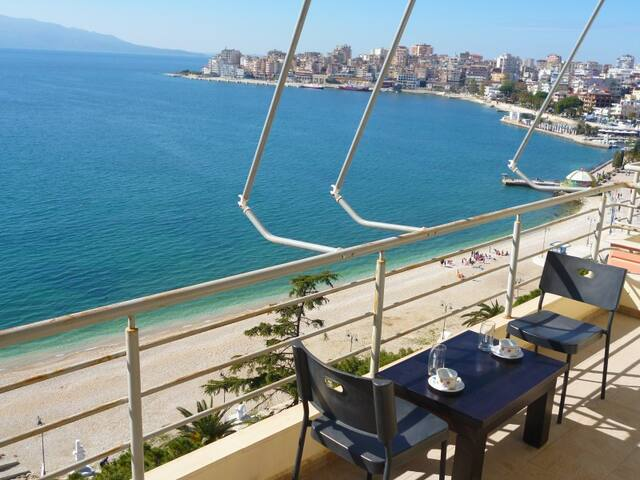 Apartment for holidays   near the beach in Saranda - Sarandë - Apartment