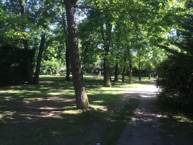 Maison 250 m2 dans parc boisé 10 km de Paris - Le Vésinet - Dom