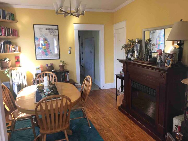 New Brunswick, 2.5 Bedrooms Apartment