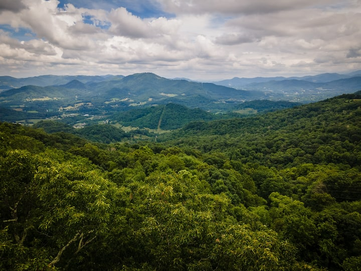 Miles of Views from Angel Ridge