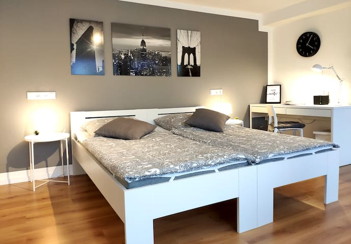 Gemütliches Apartment mit WLAN in ruhiger Lage!