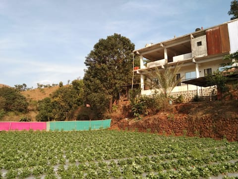 Farmhouse stay outr of Mahabaleshwar, Tapola road