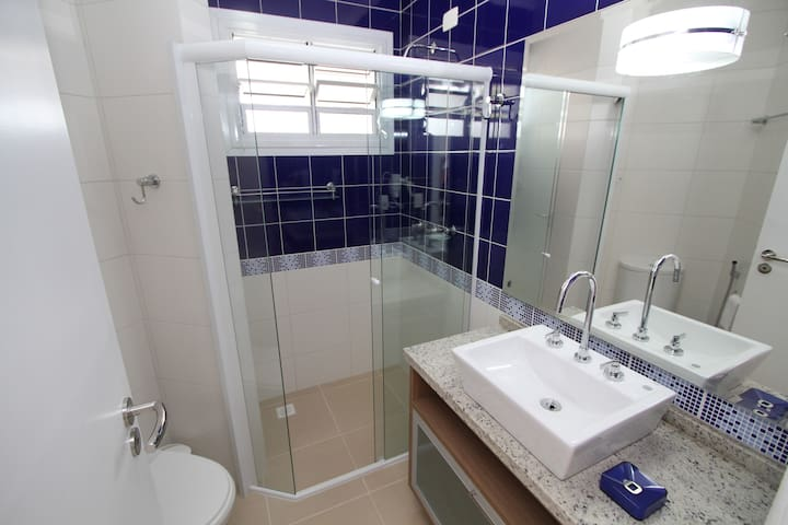 Banheiro.