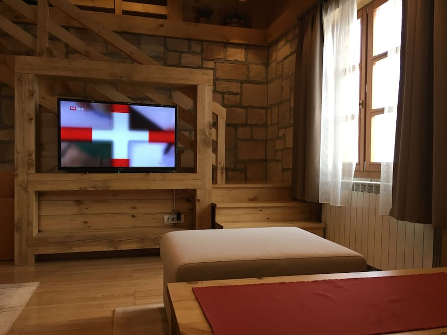 Two-Bedroom Family Suite in Chalet Kolasin