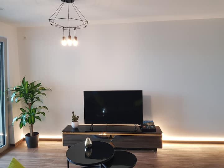 beutiful new apartment in Luxembourg city