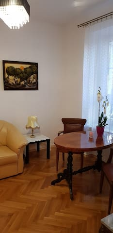 Pokój Gościnny 2 ul. Krasickiego Warszawa