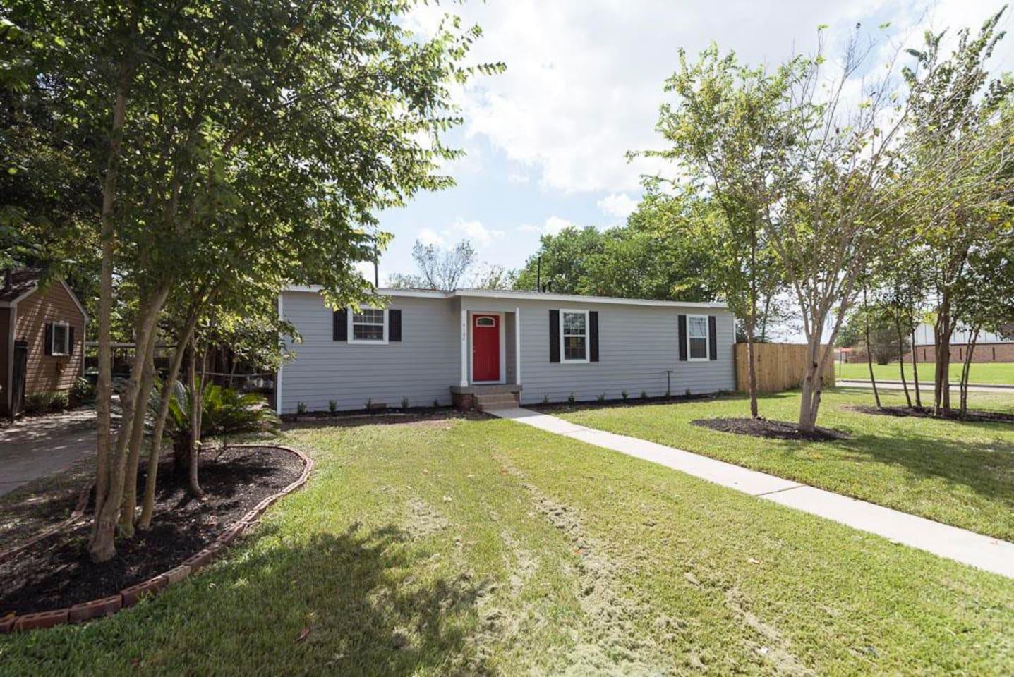 Red Door Open Floor Casas En Alquiler En Houston Texas Estados