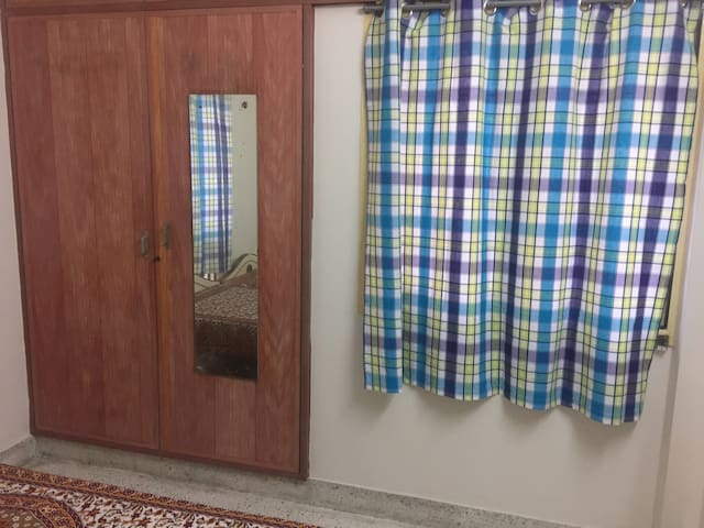 Cozy room in T.Nagar with all the basic ameneties - Chennai - Huis