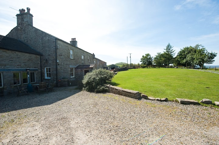 Yorkshire Dales cottages with spectacular veiws