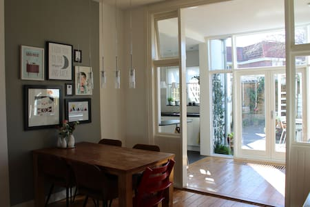 Spacious family house in lovely Delft