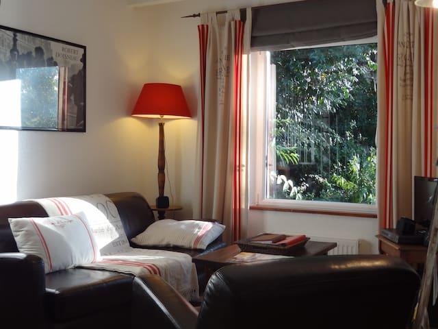Le Cottage, maison à colombages 3* - Le Val-Saint-Père - House