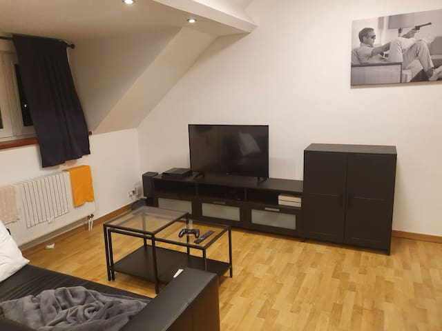 Perfectly located studio in Brussels city center