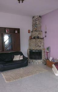 Privet room in cozy central apt - Nikosia