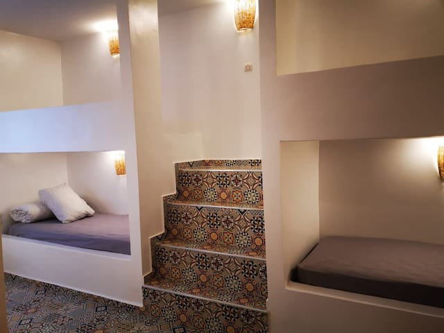 1 Bed in Cabin Capsule Mixed Shared Room