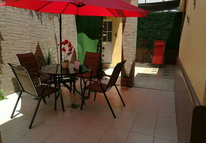 Comfortable private apartment,near MexCity Airport
