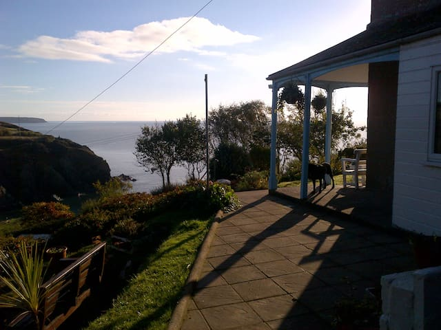 Bed and breakfast, magical fishing cove, twin room - Cornwall
