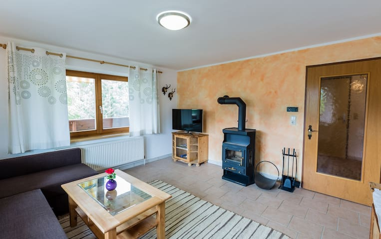 Appartement Gute Laune am Sonnenplateau Mieming - Obermieming - Appartamento