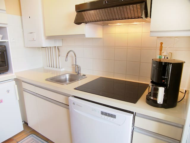 2-room apartment Les Hauts de Bordagain for 4 persons - Saint-Jean-de-Luz - Apartemen