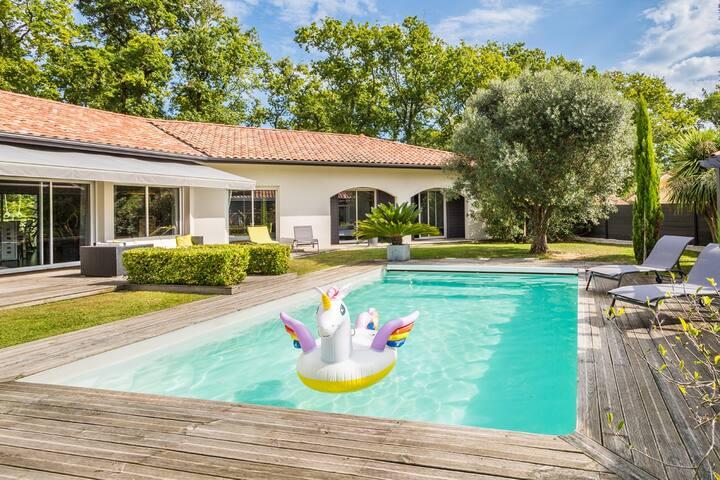 Villa Elaia  **** entre Landes et Pays basque