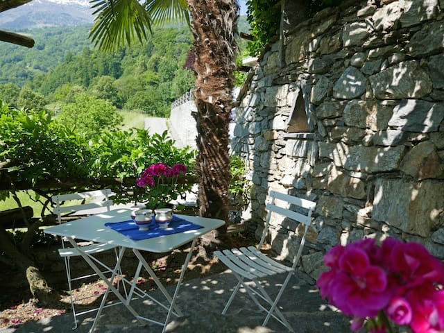 Ferienwohnung in Valle di Blenio for 2 persons