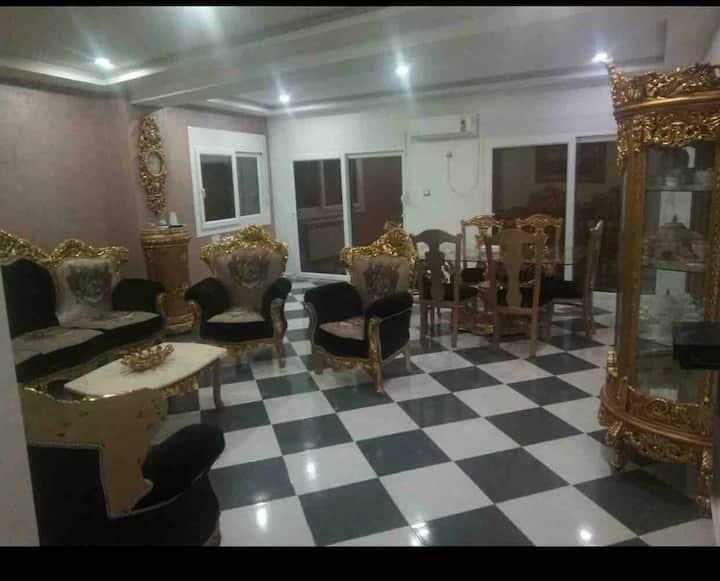 Appartement luxueux à jnan lbey Annaba 140 m2
