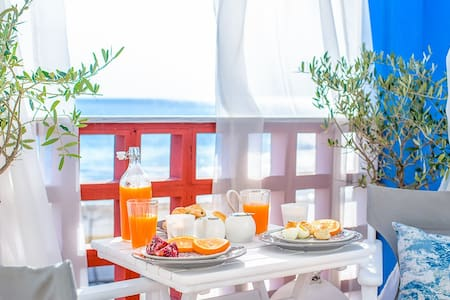 Amazing Beach Front Villa Mella - Chalkidiki