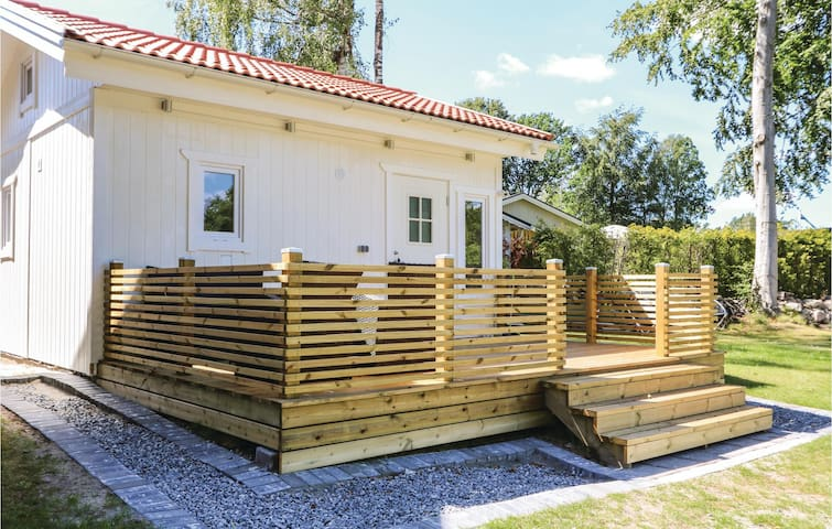 Holiday cottage with 1 room on 25m² in Sölvesborg