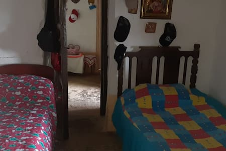 Casa campesina en sector rural de Sopetrán Ant.