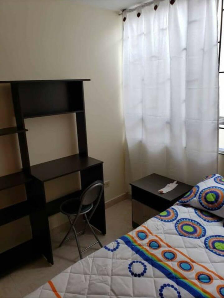 Acogedor apartamento 10 minutos centro histórico