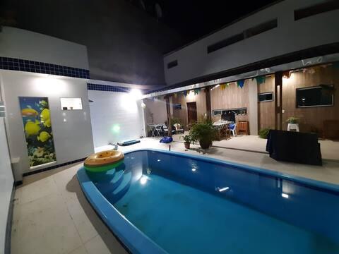 Sophisticated House in Caruaru-PE Neighborhood/Rendeiras